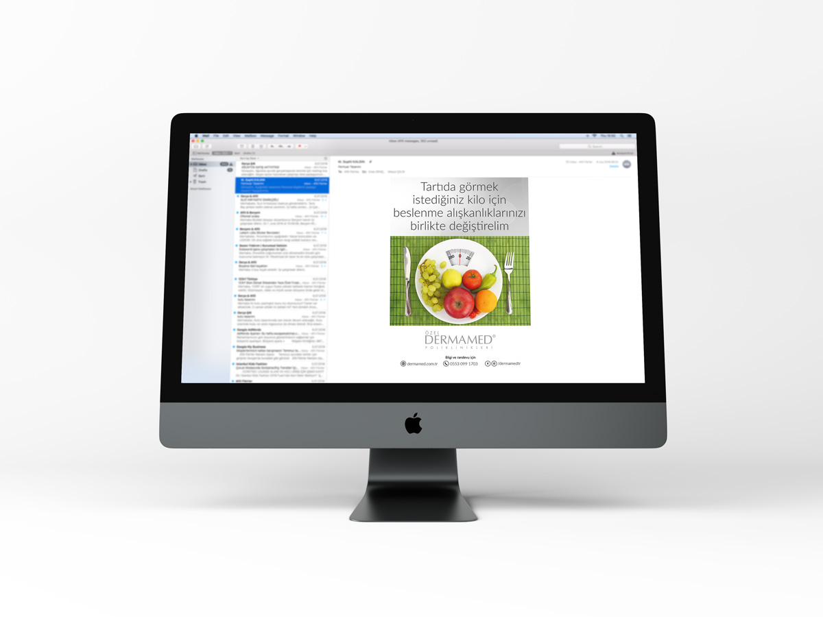 E-Mailing Tasarımı